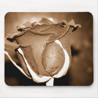 Chocolate Rose Mouse Pad