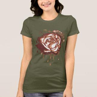 Chocolate rose T-Shirt