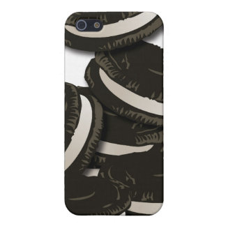 Chocolate Sandwich Cookie Speck Case iPhone 5 Cover