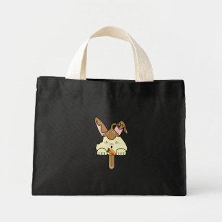 Chocolate Sauce Vanilla Hopdrop Bitten Pop Mini Tote Bag