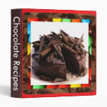 Chocolate Shavings Cake Binder