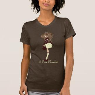 Chocolate shirt #1