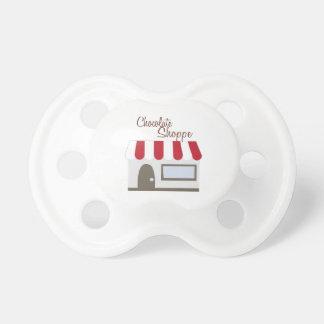 Chocolate Shoppe BooginHead Pacifier
