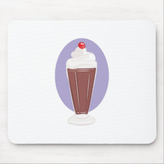 Chocolate Soda Mouse Pad