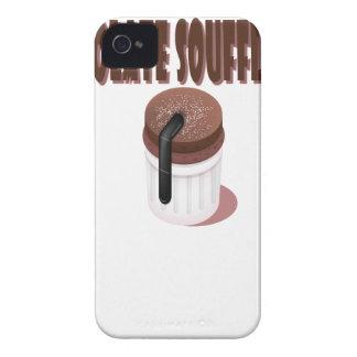 Chocolate Soufflé Day - Appreciation Day Case-Mate iPhone 4 Case
