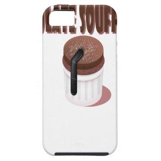 Chocolate Soufflé Day - Appreciation Day iPhone SE/5/5s Case