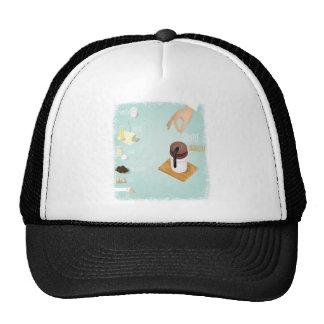 Chocolate Soufflé Day - Appreciation Day Trucker Hat