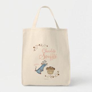 Chocolate Souffle Tote Bag