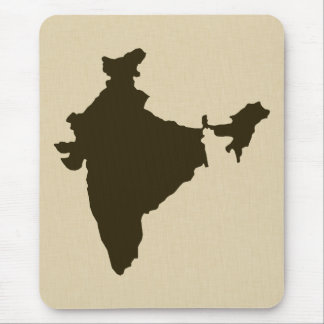 Chocolate Spice Moods India Mouse Pad