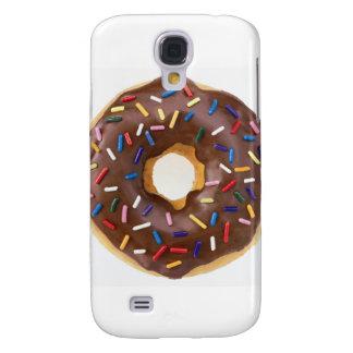 Chocolate Sprinkle Doughnut Samsung Galaxy S4 Covers