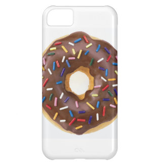 Chocolate Sprinkle Doughnut iPhone 5C Cover