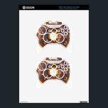 "Chocolate Sprinkle Doughnut Xbox 360 Controller Skin<br><div class=""desc"">Xbox 360 controller Skin Template</div>"