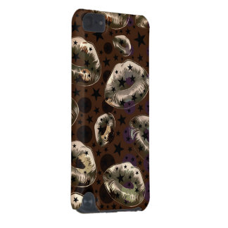 Chocolate Stars Lips iPod Touch (5th Generation) Case