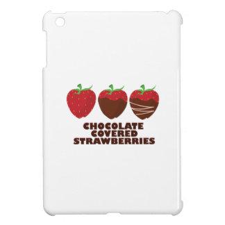 Chocolate Strawberries iPad Mini Cover