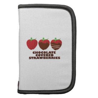 Chocolate Strawberries Organizers