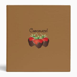 Chocolate Strawberry Binders