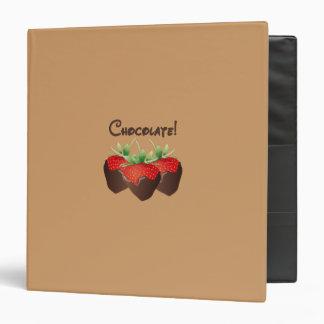 Chocolate Strawberry Binder
