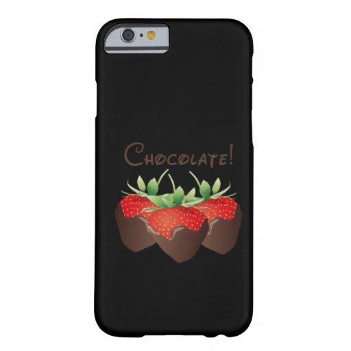 Chocolate Strawberry iPhone 6 Case