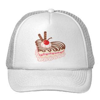 Chocolate Strawberry Cheesecake Trucker Hats