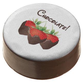 Chocolate Strawberry Chocolate Covered Oreo
