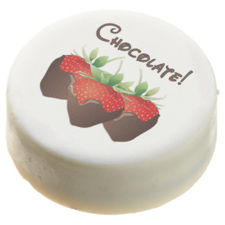 Chocolate Strawberry Chocolate Dipped Oreo