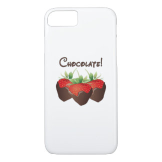 Chocolate Strawberry iPhone 7 Case