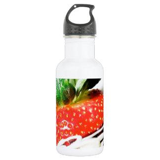 Chocolate strawberry! 18oz water bottle