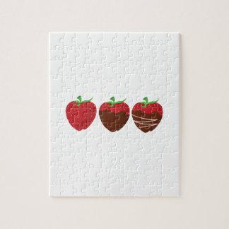 Chocolate Strawberry Puzzle