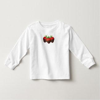 Chocolate Strawberry Toddler T-shirt