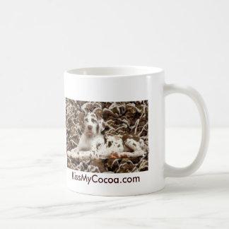 Chocolate Stress Mug
