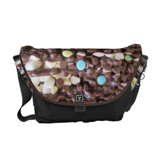 Chocolate Sweet Treats Courier Bag