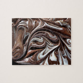 chocolate swirl puzzle