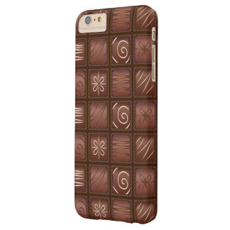 Chocolate Tablet Bar Barely There iPhone 6 Plus Case