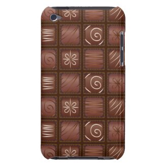 Chocolate Tablet Bar iPod Touch Case