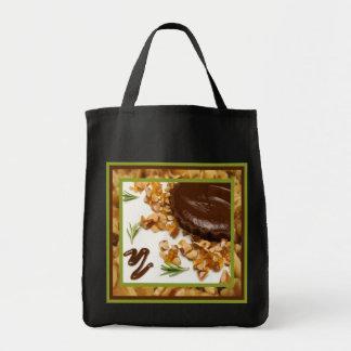 Chocolate Tart Tote Bag