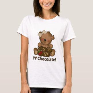 Chocolate Teddy Bear t-shirt