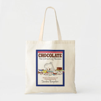 CHOCOLATE The Consuming Passion Tote Bag