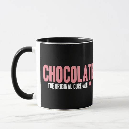 Chocolate - The Original Cure-All Mug