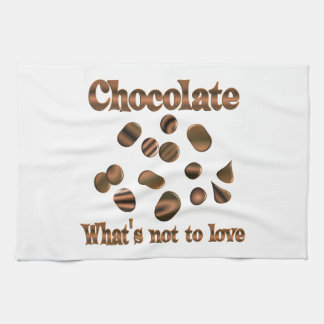 Chocolate to Love Towel