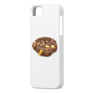 Chocolate Triple Chip Cookie iPhone 5 Covers