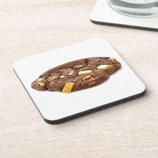 Chocolate Triple Chip Cookie Drinks Coasters