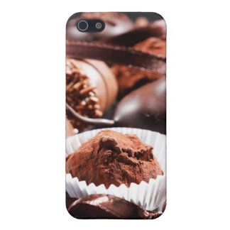 Chocolate truffles case for iPhone 5