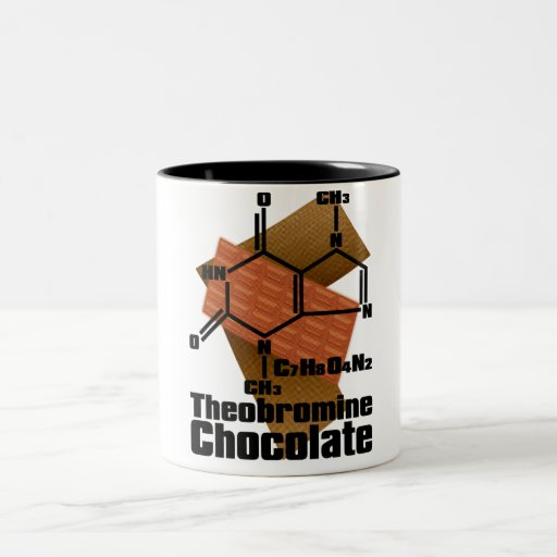 Chocolate Two-Tone Coffee Mug