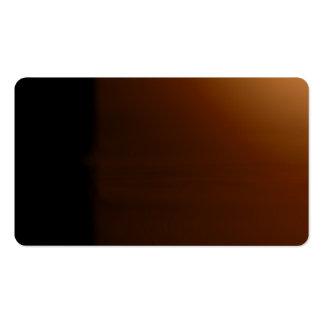 Chocolate Unusual Visual Identifiers Biz Card