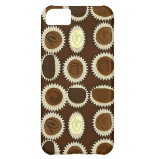 Chocolate Variety Sampler Pattern Small iPhone 5C Covers
