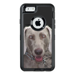 OtterBox Symmetry iPhone 6/6s Case with Weimaraner Phone Cases design