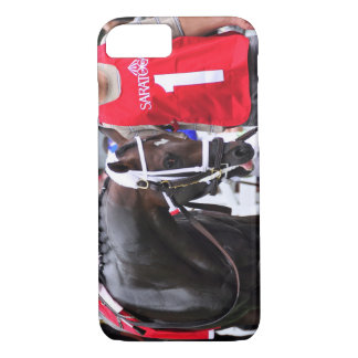 Chocolate Wildcat in the 100th Sanford Stakes iPhone 7 Case