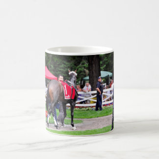 Chocolate Wildcat in the 100th Sanford Stakes Classic White Coffee Mug