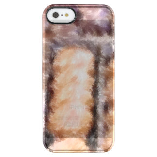 chocolate yum uncommon clearly™ deflector iPhone 5 case