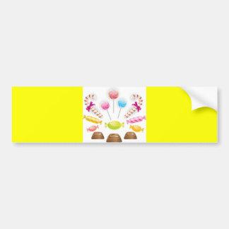 Chocolatec Car Bumper Sticker